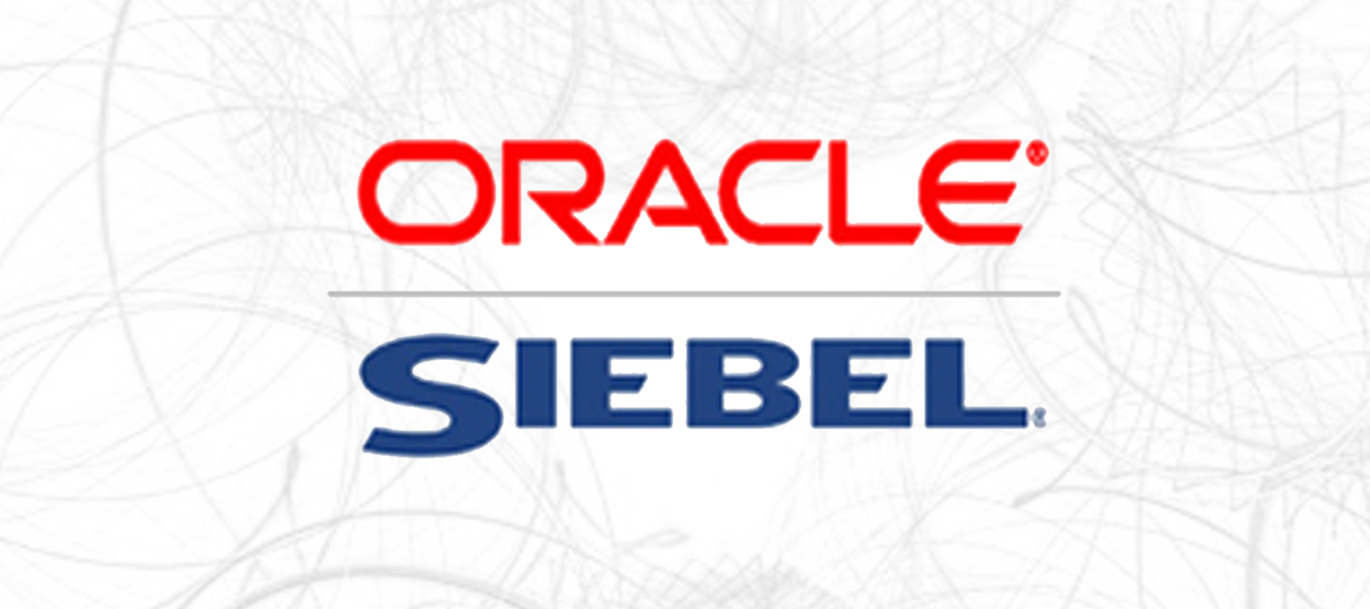 Oracle Siebel CRM